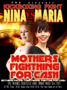 CATFIGHT POSTER