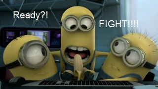 Minions Fight